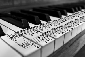 sheet music-pianos-keyboards-sheet-music-black-and-white_p